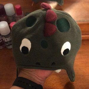 12b5826c6cb Gymboree Accessories - Gymboree Dinosaur Winter hat